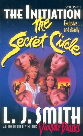 Book_TheSecretCircle_Vol1A