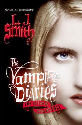 Book Cover Design Vampire : L j smith the vampire diaries updated