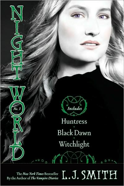 Book TVD NightWorld3