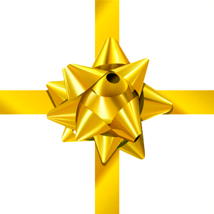img gold ribbon
