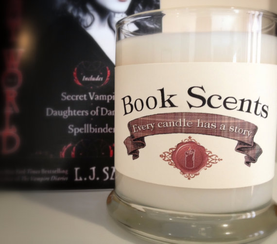 Circle Daybreak Candle